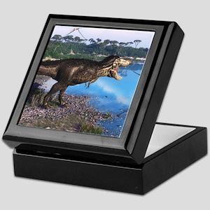Tyrannosaurus 2 Keepsake Box
