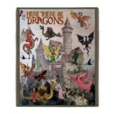 Dragons Fleece Blankets