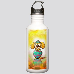 Nice bunny being born  Stainless Water Bottle 1.0L