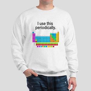 I Use This Periodically Sweatshirt