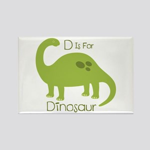 D Is For Dinosaur Magnets