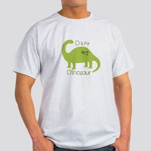 D Is For Dinosaur T-Shirt