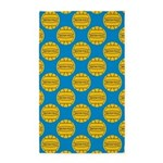 Water Polo Balls 3'x5' Area Rug