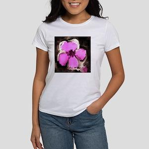 Pink Pansy Women's T-Shirt