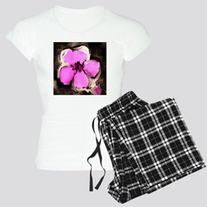 Pink Pansy Women's Light Pajamas