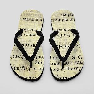 July 16th Flip Flops