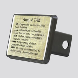 August 29th Hitch Cover