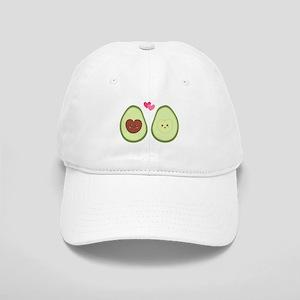 Cute Avocado in love, perfect other half Baseball