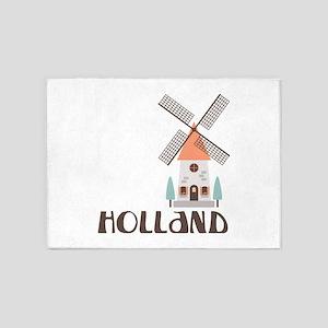 HOLLAND 5'x7'Area Rug
