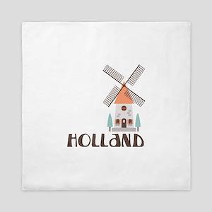 HOLLAND Queen Duvet