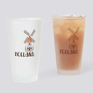 HOLLAND Drinking Glass