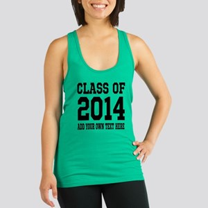 Class of 2014 Graduation Racerback Tank Top