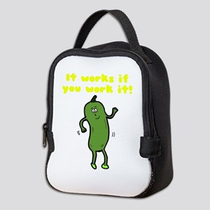 Pickle Neoprene Lunch Bag