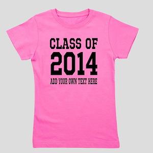 Class Of 2014 Grammer School Graduation Girl's Tee