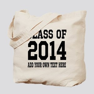 Class Of 2014 Graduation Tote Bag | Personalize