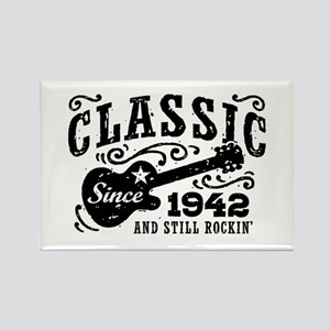 Classic Since 1942 Rectangle Magnet