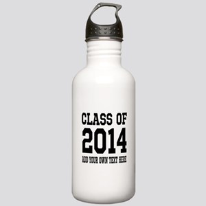 Class of 2014 Graduation Water Bottle