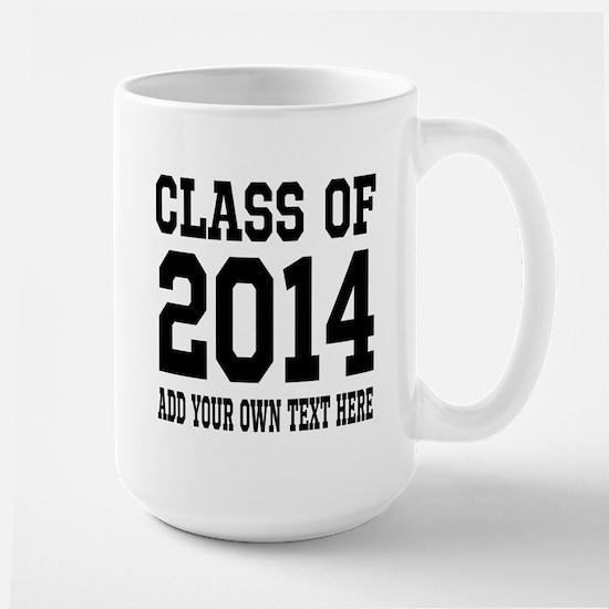 Class Of 2014 High School Graduation Mugs