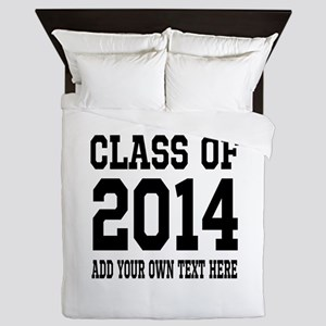 Class of 2014 Graduation Queen Duvet