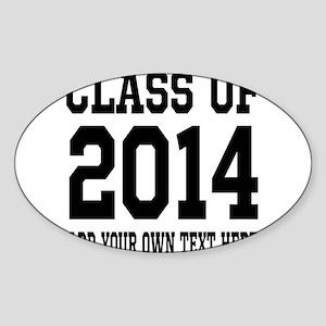 Class of 2014 Graduation Sticker