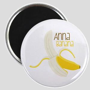 Anna Banana Magnets