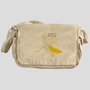 Anna Banana Messenger Bag