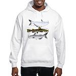 Three North American Catfish c Hoodie