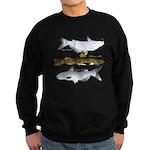 Three North American Catfish c Sweatshirt