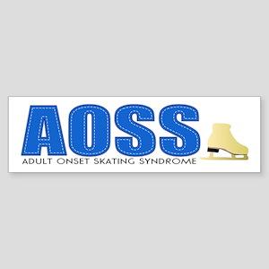 AOSS Bumper Sticker