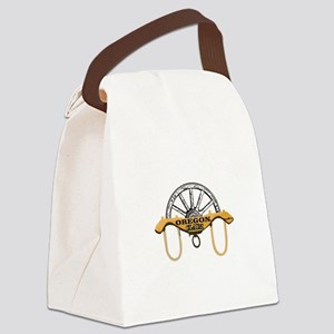 yoked oregon claimed Canvas Lunch Bag