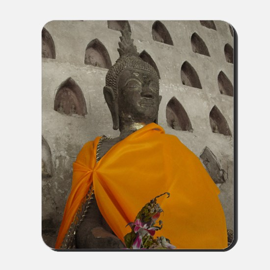 Buddha Mousepad