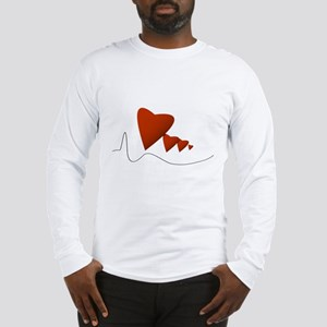 Heartbeats - Long Sleeve T-Shirt