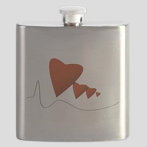 Heartbeats - Flask