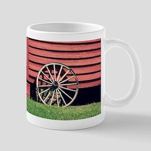Wagon Wheel Mugs