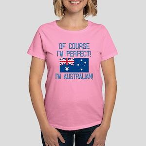 Perfect Australian Women's Dark T-Shirt