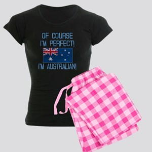 Perfect Australian Women's Dark Pajamas