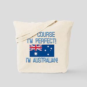 Perfect Australian Tote Bag