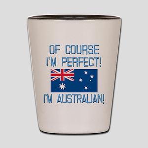 Perfect Australian Shot Glass