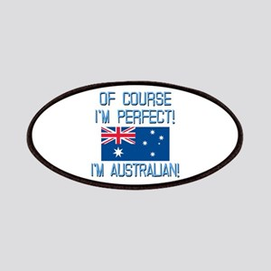 Perfect Australian Patches