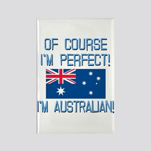 Perfect Australian Rectangle Magnet