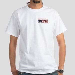 Republican Plan White T-Shirt