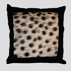 Wild Animal Pattern Throw Pillow