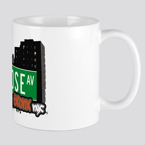 Melrose Av, Bronx, NYC Mug