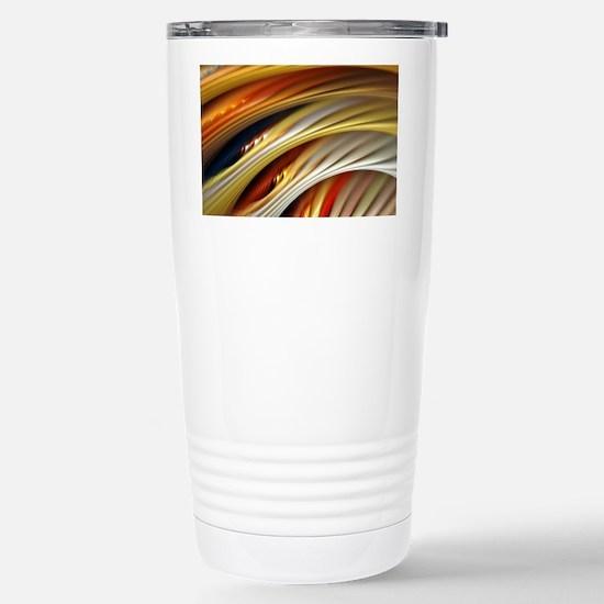 Colors of Art Stainless Steel Travel Mug
