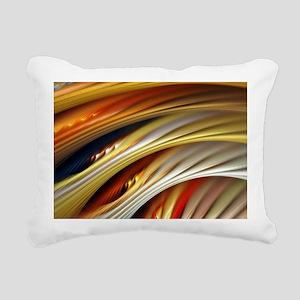 Colors of Art Rectangular Canvas Pillow