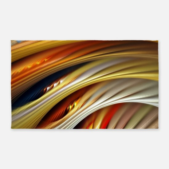Colors of Art 3'x5' Area Rug