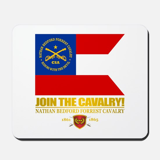 JTC (Forrest Cavalry) Mousepad