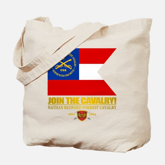 JTC (Forrest Cavalry) Tote Bag