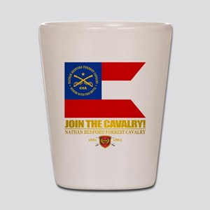 JTC (Forrest Cavalry) Shot Glass