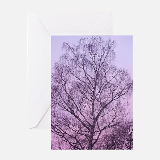 Art of Tree Greeting Card